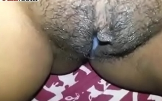 Bengali gf fucked by her bf and creampied.