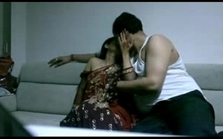 mature indian couple fro sandbar after party seducing each other sexual desire
