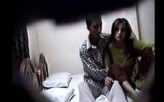 pakistani married coupling hardcore voyeur coition recorded by hiddencam