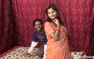 Khushi Indian Girl Fantastic Shacking in all directions With Dirty Small talk